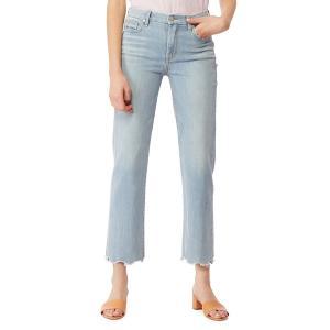 ハビチュアル レディース デニム ボトムス Straight-Leg Faded Jeans Kate|astyshop