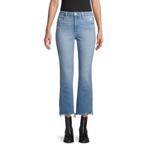 ジョーズジーンズ レディース デニム ボトムス Distressed Stretch Jeans Nettle|astyshop
