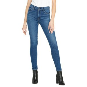 ハドソンジーンズ レディース デニム ボトムス High-Rise Skinny Jeans Excursion|astyshop