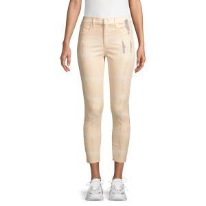 ジョーズジーンズ レディース デニム ボトムス Tie-Dyed Cropped Jeans Tie Dye|astyshop