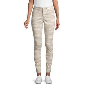 リーバイス レディース デニム ボトムス 311 Camouflage Skinny Jeans Soft Beige|astyshop