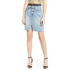ハドソンジーンズ レディース スカート ボトムス The Lulu Skirt REBOUND|astyshop