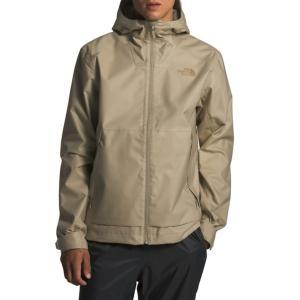 ノースフェイス メンズ ジャケット&ブルゾン アウター Millerton Hoodie Jacket TWILL BEIG|astyshop