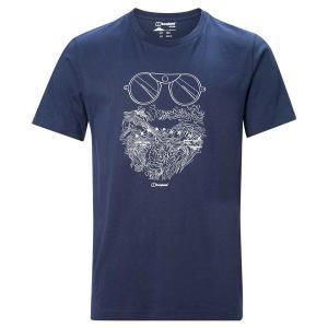 バーグハウス Tシャツ メンズ トップス Berghaus Wild Man Of Mountain...