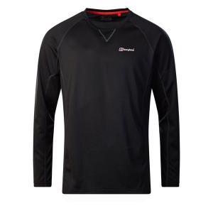 バーグハウス Tシャツ メンズ トップス Berghaus Tech Tee 2.0 Crew Bl...