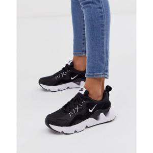 ナイキ レディース スニーカー シューズ Nike black Ryz 365 sneakers Black/white astyshop