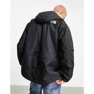 ノースフェイス メンズ ジャケット&ブルゾン アウター The North Face Karakoram Dryvent jacket in black TNF black astyshop