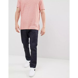 ジースター メンズ デニム ボトムス G-Star uniform of the free tapered jeans Raw denim|astyshop