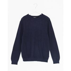 ジャック アンド ジョーンズ メンズ ニット、セーター アウター Jack & Jones crew neck knitted sweater Maritime blue astyshop