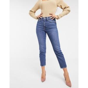 リバーアイランド レディース デニム ボトムス River Island slim fit jeans in dark wash Dark auth|astyshop