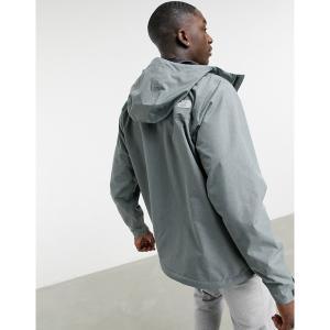 ノースフェイス メンズ ジャケット&ブルゾン アウター The North Face Millerton jacket in gray Tnf medium gray heather astyshop
