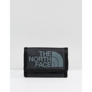 ノースフェイス メンズ 財布 アクセサリー The North Face Base Camp wallet in black Tnf black|astyshop