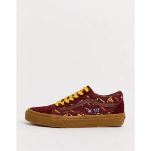 バンズ レディース スニーカー シューズ Vans X Vivienne Westwood Old Skool sneakers Vivienne westwood th astyshop