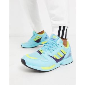 アディダスオリジナルス メンズ スニーカー シューズ adidas Originals ZX 8000 OG sneakers Bl1 - blue 1 astyshop
