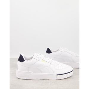 プーマ メンズ スニーカー シューズ Puma CA Pro sneakers in white and navy Puma white-peacoat|astyshop