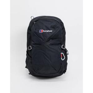 バーグハウス メンズ バックパック・リュックサック バッグ Berghaus Twenty Four Seven 25L backpack in black Black|astyshop