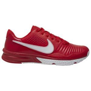ナイキ シューズ メンズ 野球 Alpha Huarache 3 Varsity Turf University Red/White/Gym Red|astyshop
