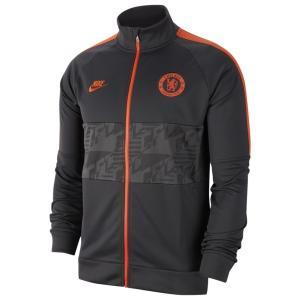 ナイキ ジャケット&ブルゾン メンズ アウター Soccer I96 Jacket Soccer International Clubs | Chelsea | Anthracite/Anthracite/Rush Orange|astyshop