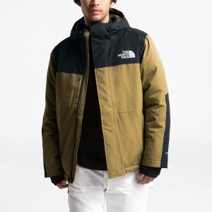 ノースフェイス ジャケット&ブルゾン メンズ アウター Balham Insulated Jacket British Khaki/Burnt Orange Camo | Past Season Product|astyshop