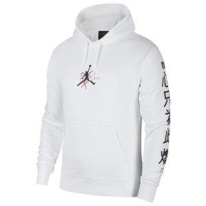 ジョーダン パーカー・スウェットシャツ メンズ アウター Legacy Hoodie White|astyshop