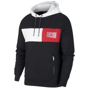 ジョーダン パーカー・スウェットシャツ メンズ アウター Retro 11 Hoodie Black/White/Gym Red|astyshop