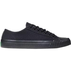 【当日出荷】 ピーエフフライヤー メンズ Center Lo Shoe - Men's Black 【サイズ 22.5cm】|astyshop