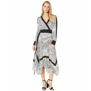 【当日出荷】 ビーシービージーマックスアズリア レディース Faux Wrap Handkerchief Dress 【サイズ MD_(US_6-8)】|astyshop