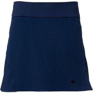 【当日出荷】 アディダス レディース adidas Women's Rangewear 16.5'' Golf Skirt Indigo 【サイズ XL】 astyshop