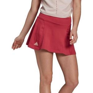 【当日出荷】 アディダス レディース adidas Women's Tennis Primeblue Knit Skirt WildPink 【サイズ S】 astyshop