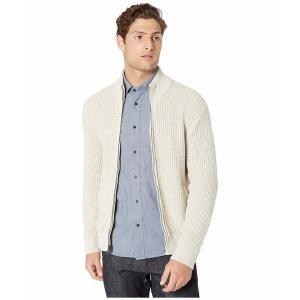 【当日出荷】 ジェイクルー メンズ Zip-Up Mockneck Sweater in Waffle Cotton Canvas 【サイズ XL】|astyshop