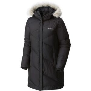 【当日出荷】 コロンビア レディース Columbia Women's Snow Eclipse Mid Insulated Jacket BlackBlack 【サイズ XS】|astyshop