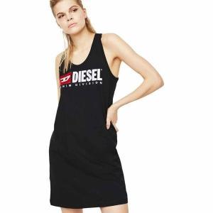 【当日出荷】 ディーゼル レディース Diesel Silk Deep / Black  【サイズ M】|astyshop