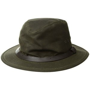 【当日出荷】 フィルソン メンズ Tin Packer Hat Otter Green 【サイズ S】 astyshop