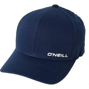 【当日出荷】 オニール メンズ O'Neill Men's Lodown Flexfit Hat Navy 【サイズ S-M】|astyshop