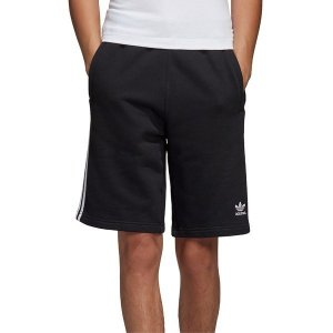 【当日出荷】 アディダスオリジナルス メンズ adidas Originals 3-Stripes Athletic Shorts Black 【サイズ 2XL】|astyshop