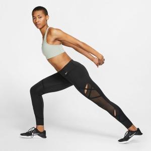 【当日出荷】 ナイキ レディース Nike One Women's 7月8日 Training Tights Black 【サイズ S】|astyshop