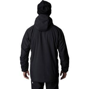 【当日出荷】 フーディニ メンズ Wisp Jacket - Men's TRUE Black  【サイズ XXL】|astyshop