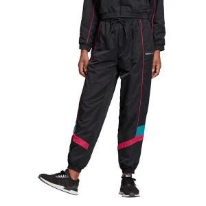 【当日出荷】 アディダスオリジナルス レディース adidas Originals Tech Track Pants Black 【サイズ L】|astyshop