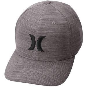 【当日出荷】 ハーレー メンズ Hurley Men's Dri-FIT Cutback Hat DarkGrey 【サイズ S-M】|astyshop
