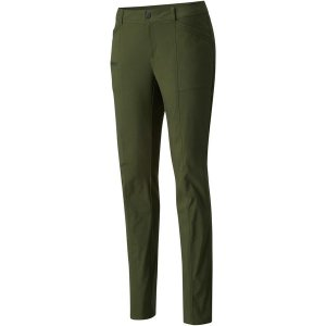 【当日出荷】 マウンテンハードウェア レディース AP Skinny Pant - Women's Surplus Green 【サイズ 10×32】|astyshop
