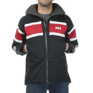 ヘリーハンセン ジャケット・ブルゾン メンズ Helly Hansen Men's Salt Jacket Navy S14 【サイズ XL】|astyshop