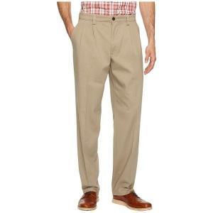 【当日出荷】 ドッカーズ メンズ Easy Khaki D3 Classic Fit Pleated Pants  【サイズ 36×29】|astyshop
