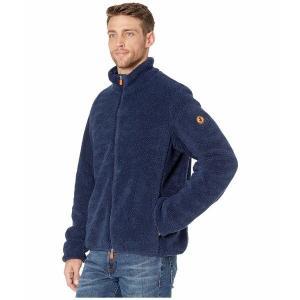 【当日出荷】 セーブザダック メンズ Giga 9 Hoodie Puffer Jacket with Sherpa Lining Blue 【サイズ XXL】|astyshop
