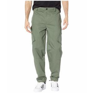 【当日出荷】 アディダス メンズ Cargo Pants Base Green 【サイズ 33×32】|astyshop