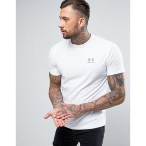 【当日出荷】 アンダーアーマー メンズ Under Armour Sportstyle T-Shirt In White 1257616-100 White 【サイズ M】|astyshop