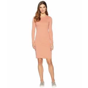 【当日出荷】 ハーレー レディース Dri-FIT Long Sleeve Dress Terra Blush 【サイズ S】 astyshop