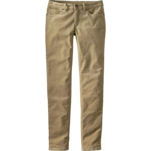 【当日出荷】 パタゴニア ボトムス レディース Fitted Corduroy Pant サイズ 30】|astyshop