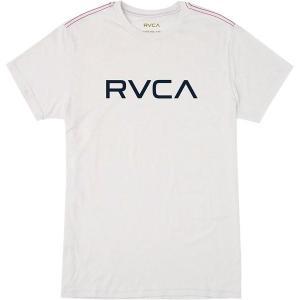 【当日出荷】 ルーカ メンズ Big RVCA T-Shirt - Men's White/Black 【サイズ XL】|astyshop