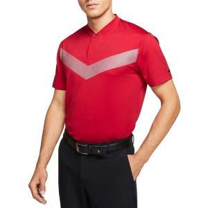 【当日出荷】 ナイキ メンズ Nike Men's Tiger Woods Vapor Golf Polo GymRed 【サイズ XL】|astyshop