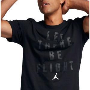 ジョーダン シャツ トップス メンズ Jordan Men's Sportswear Flight Graphic T-Sh【サイズ L】|astyshop
